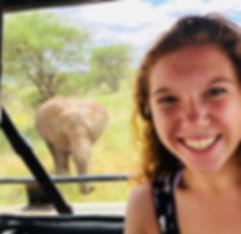 Sydney Baines and elephant.jpg