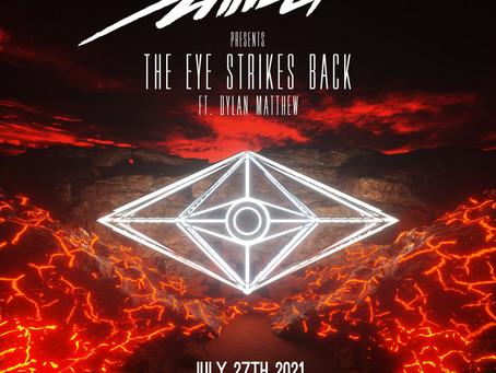 "SLANDER announces massive return to Red Rocks feat. ""The Eye"" w/ Dylan Matthew"