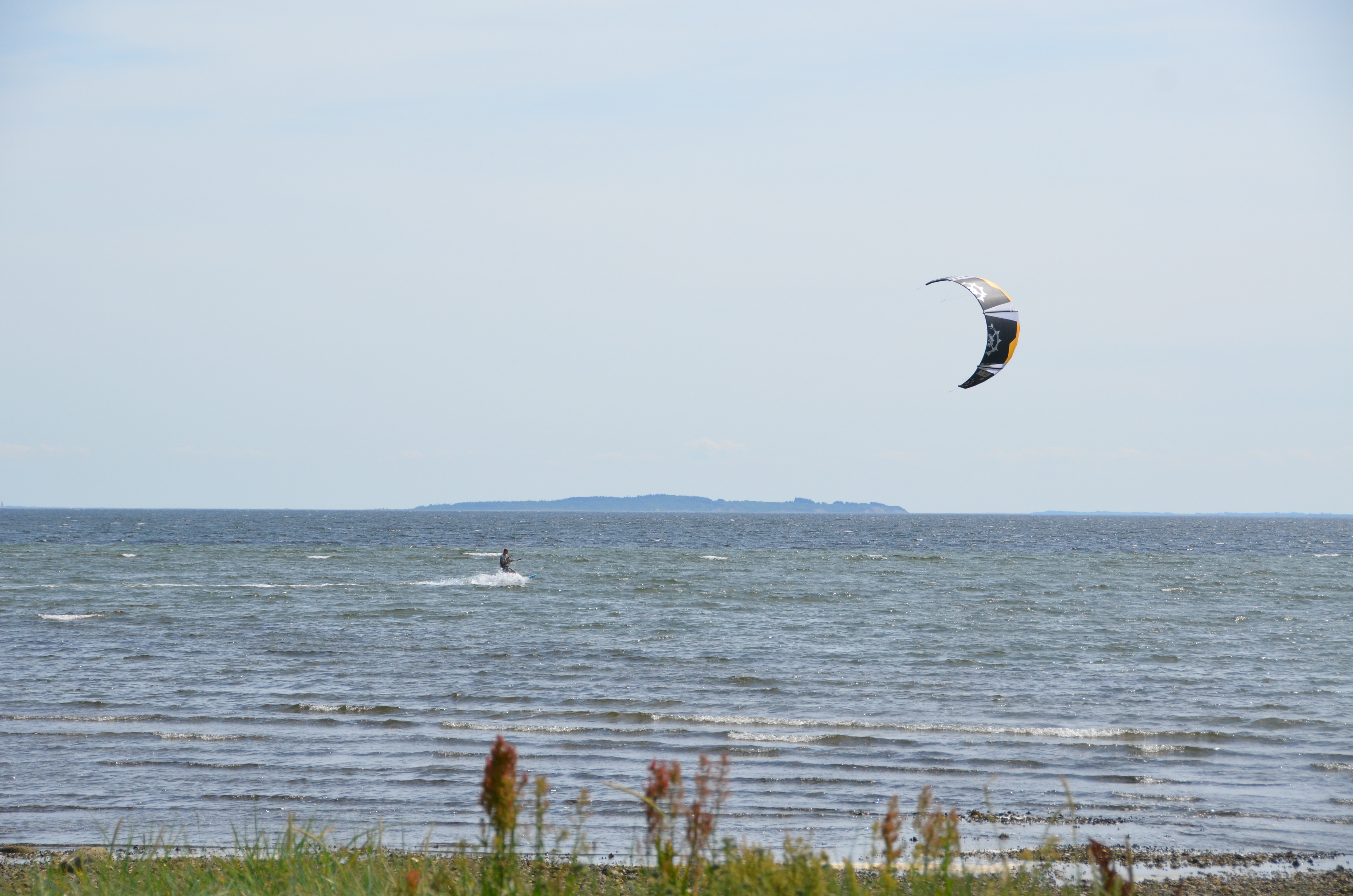 Kitesurfing Øsløs