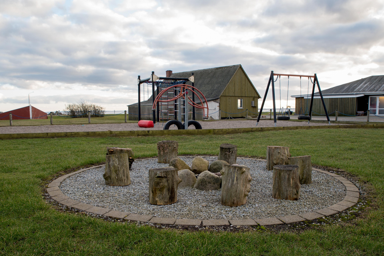 Bålplads og legeplads Amtoft