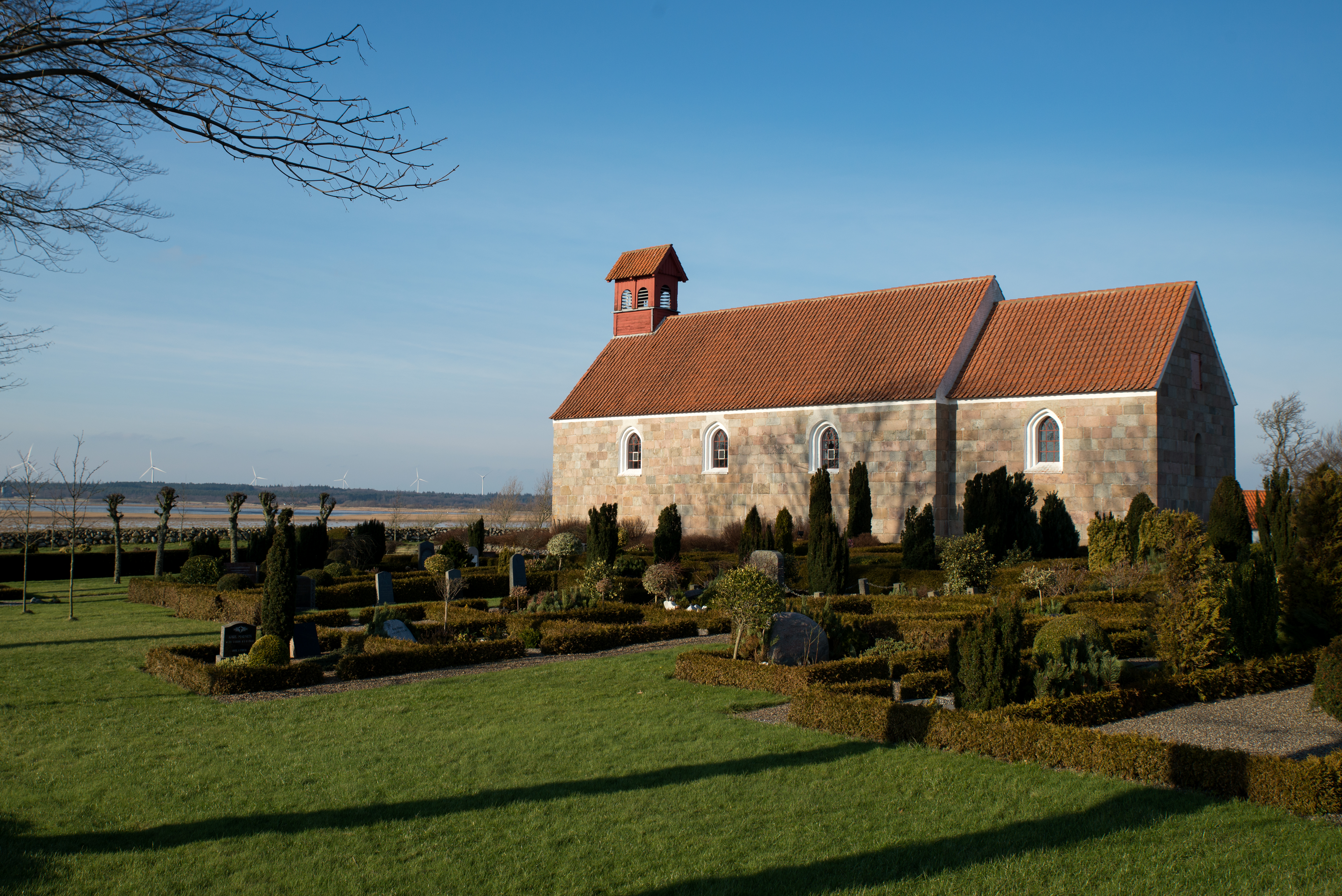 Vesløs Kirke