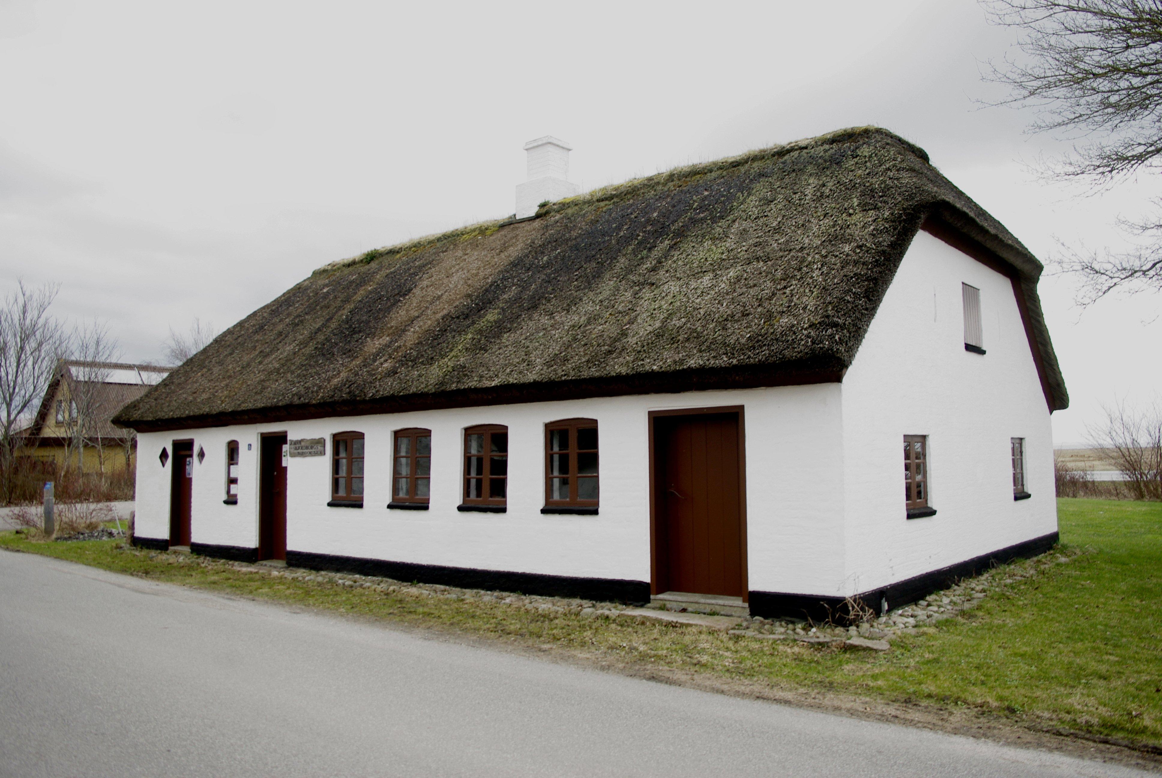Johan Skjoldborgs hus