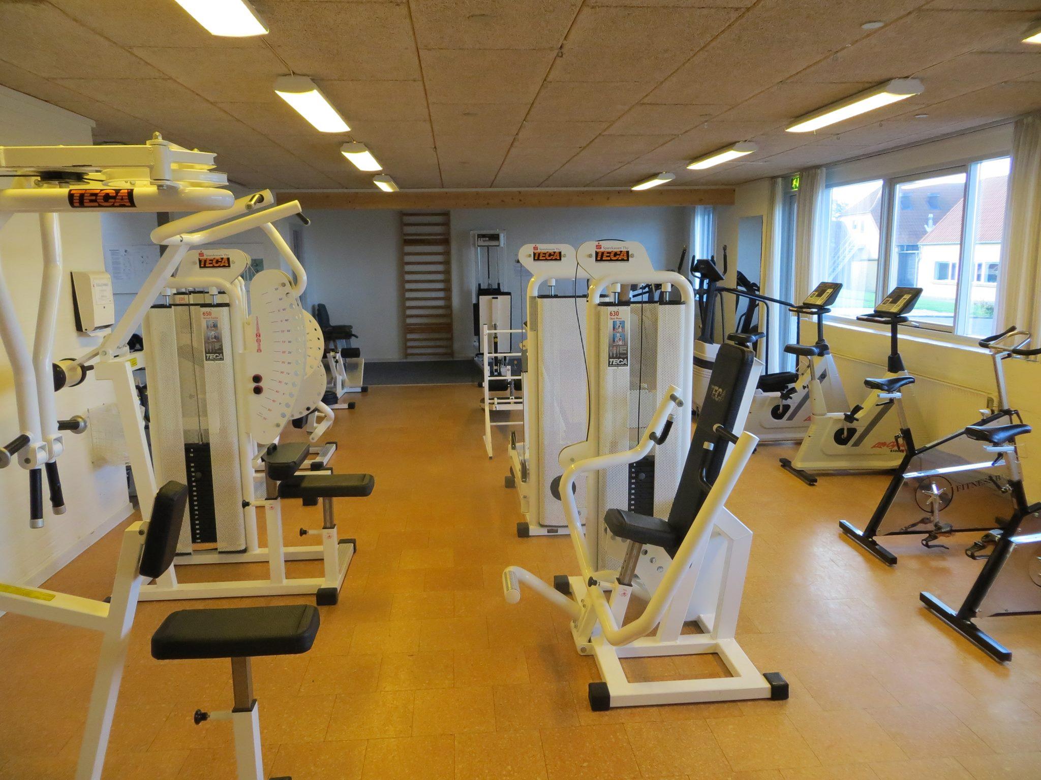 Motionscenter Hannæs Hallen
