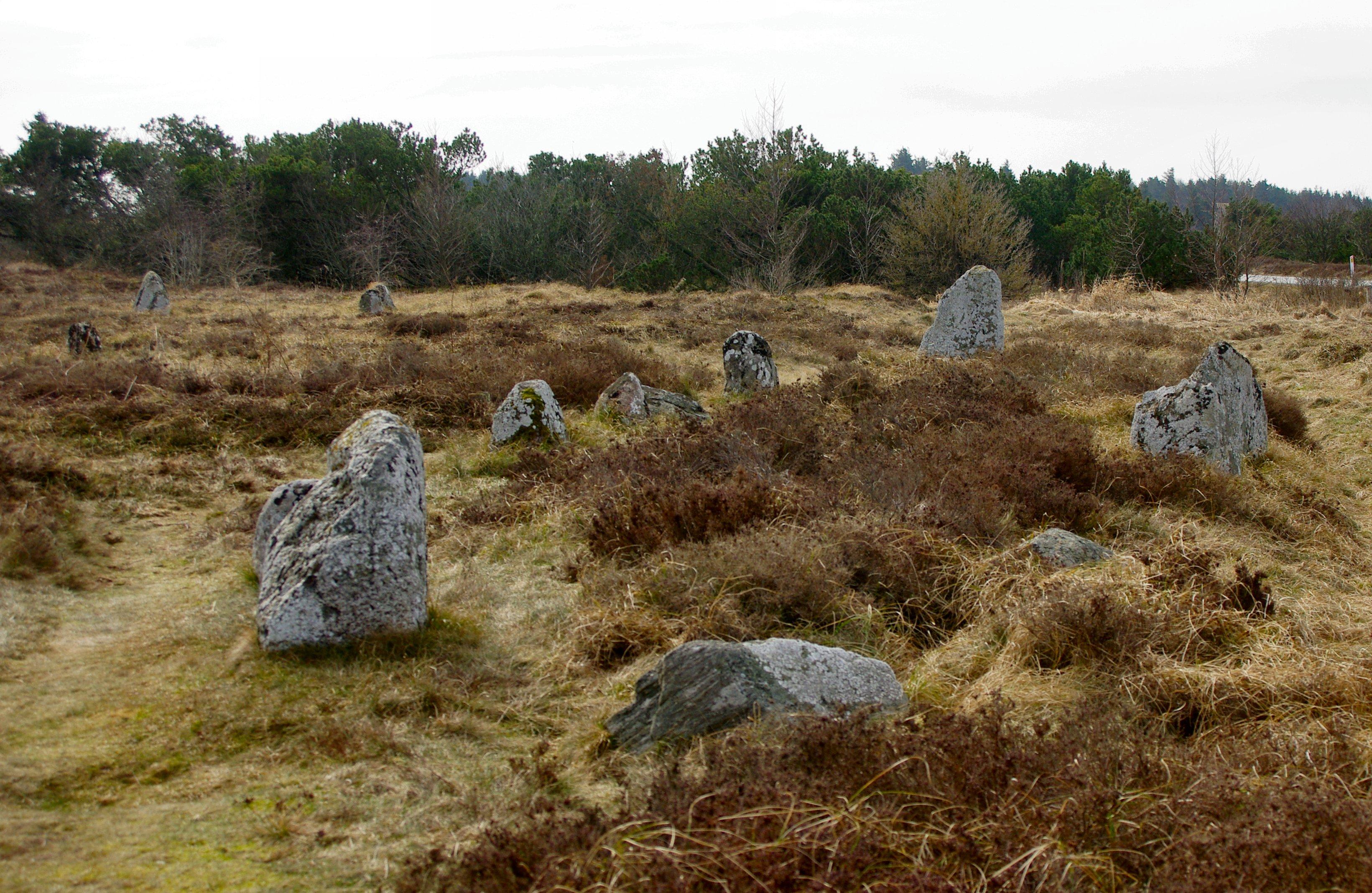 Vikingegravpladsen