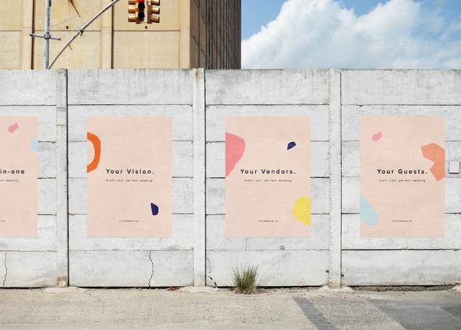 Crafted Weddings — Website design & art direction