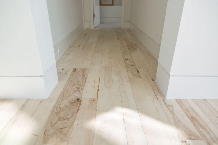 Pecan Hardwood Flooring Characteristics