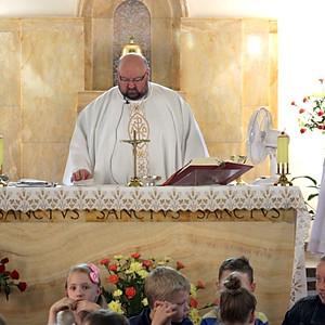 Goście ze Stowarzyszenia Najświętszej Rodziny
