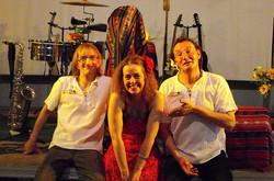 Trio Guacamol