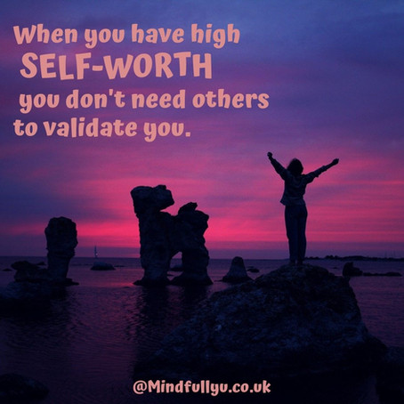 Self-Worth and Self-Validation