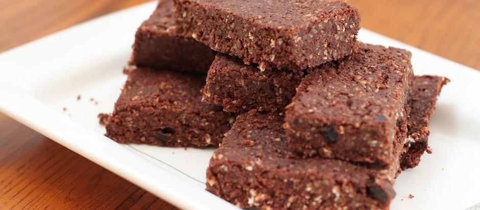 Easy-to-Make, No-Bake Super Healthy Energy Bars