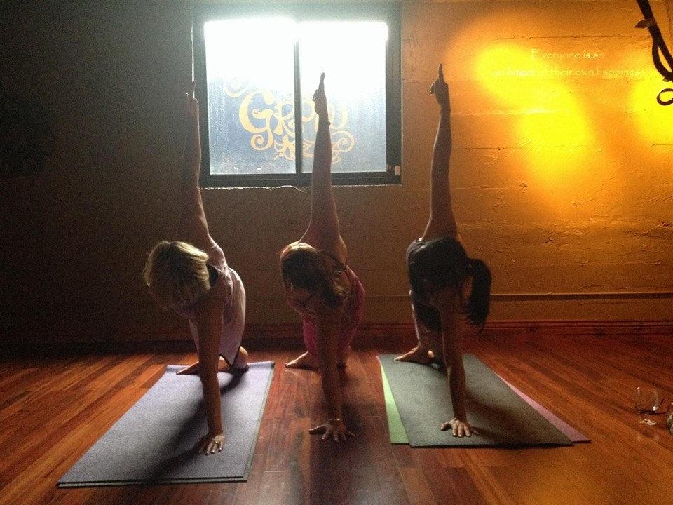 60 Minute Yoga