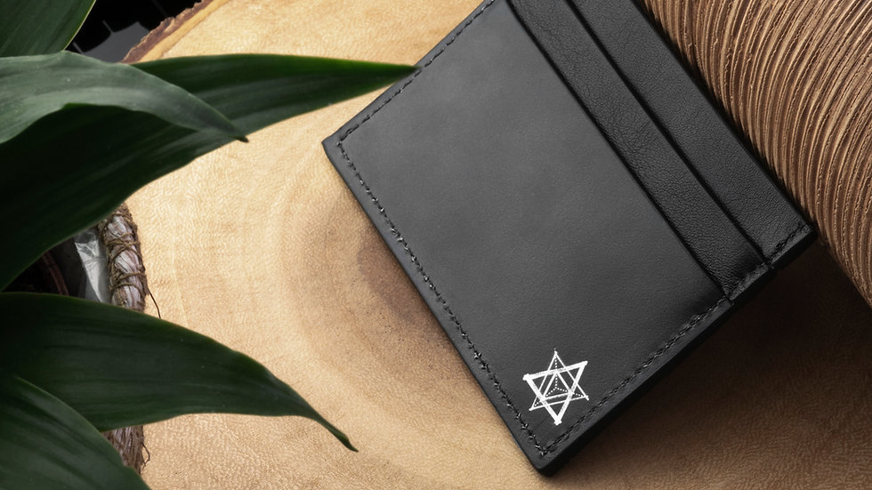 Nappa Leather Card Holder