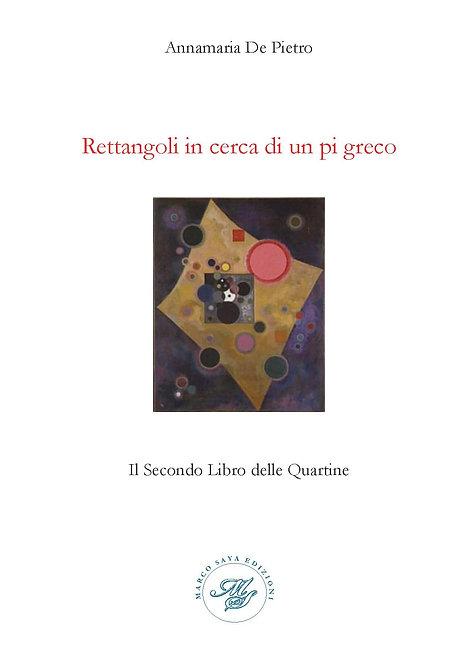 Il secondo libro delle quartine