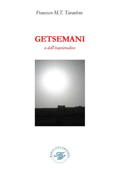 Getsemani o dell'inquietudine