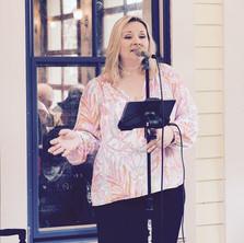 Singing tonight at Sundy House 6pm-9pm