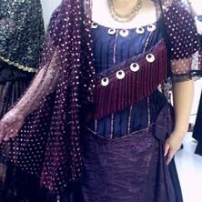 Feeling like a gypsy...in a 30lbs dress.