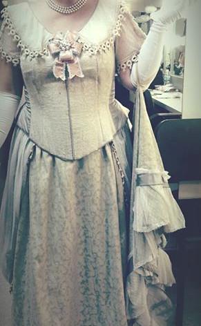 La Traviata outfit!