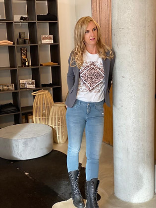 JEANS AMELIE KAS RELAXED