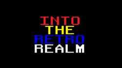 Into The Retro Realm Logo
