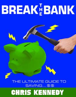 Break The Bank Book Cover