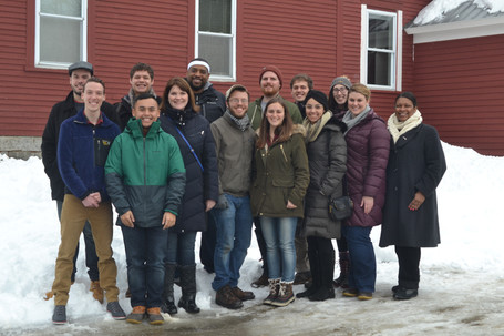 Retreat Weekend Stratton, VT 2018