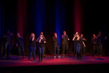 Boston Harmony Sweepstakes 2018