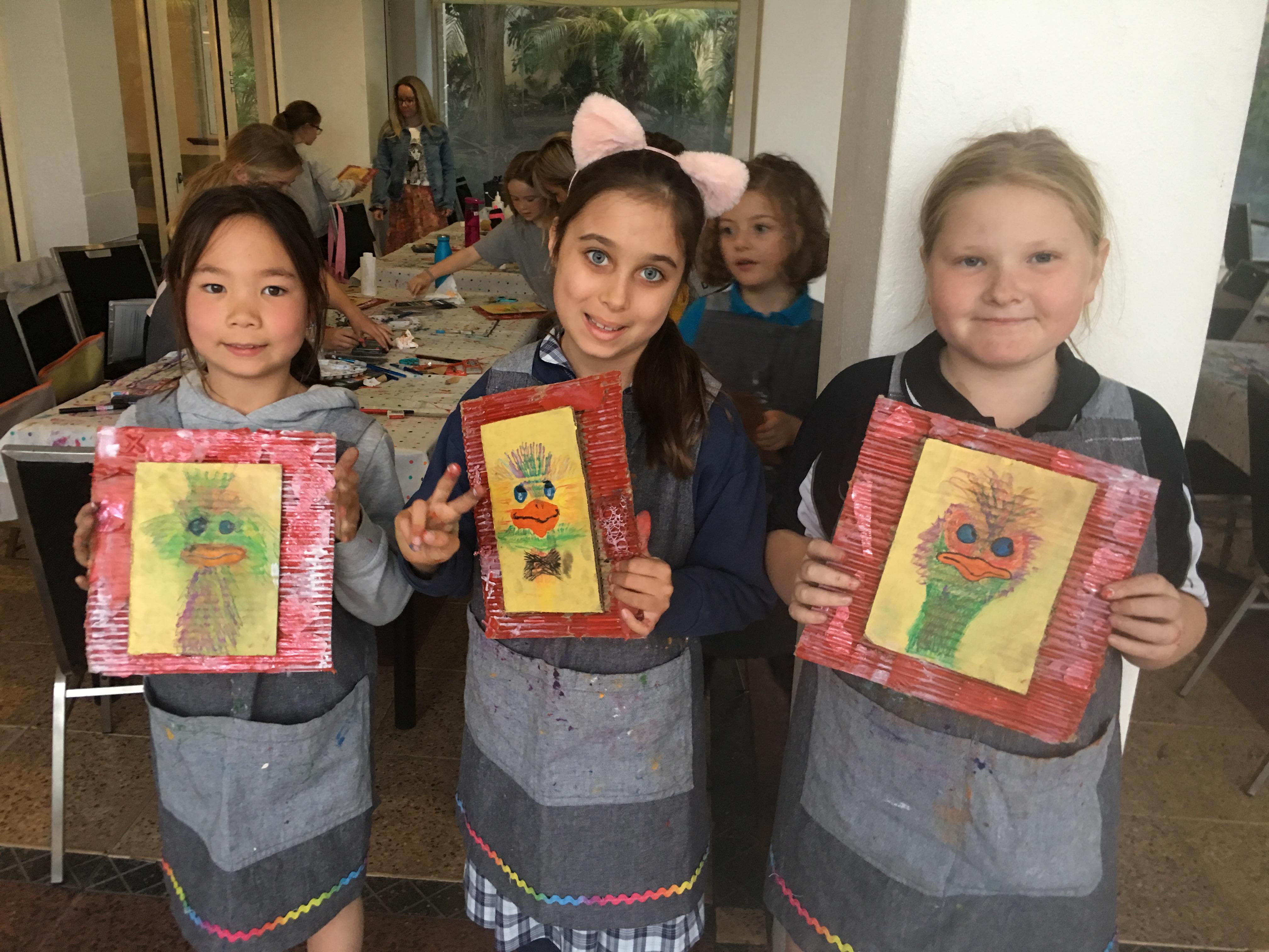 Cre8tive Kids Art Classes