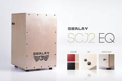 sbalay cajon SCJ2
