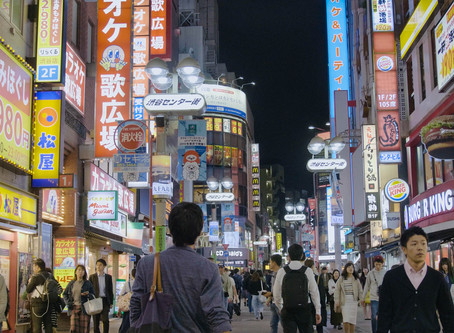 Toronto, Tokyo, Thailand:               Lost in Fascination