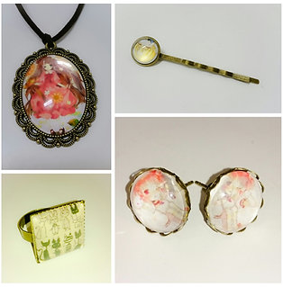 GLASS CABS JEWELLERY MAKING WORKSHOP