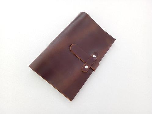 A6 Leather Organizer Planner Workshop