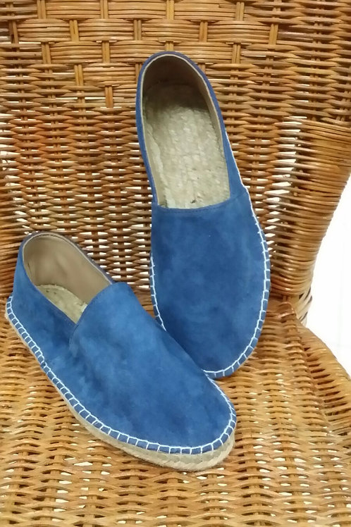 Make your own Leather Espadrilles Workshop