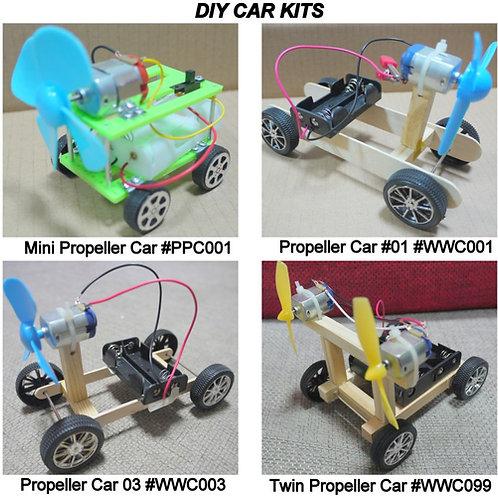 DIY MOTORISED TOY CAR / SCIENCE ONLINE WORKSHOP