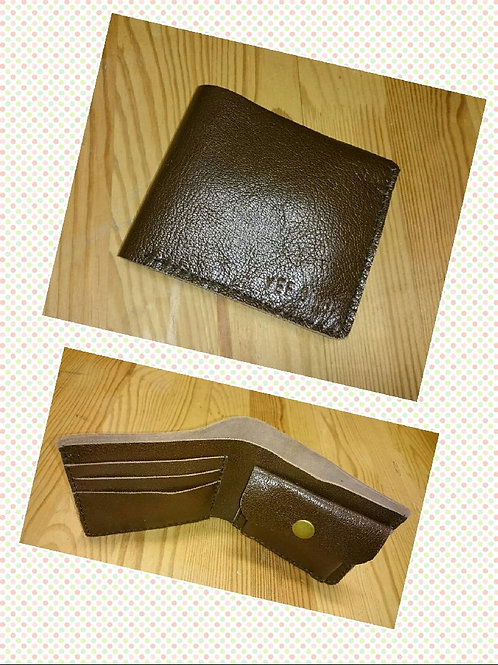 ALEX Leather Wallet Sewing Workshop
