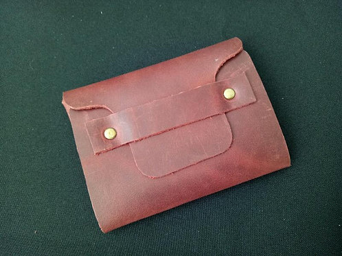 MAXIS LEATHER CARD HOLDER WORKSHOP
