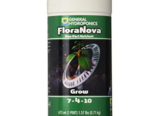FloraNova Grow - General Hydroponics Fertilizer