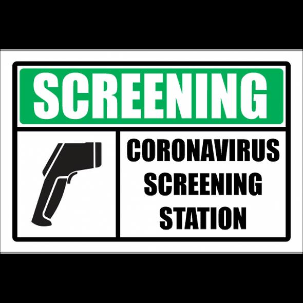 SSE060 - Screening Sign