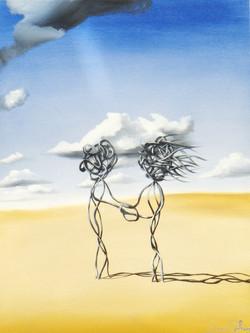 Sand Dance LOVE