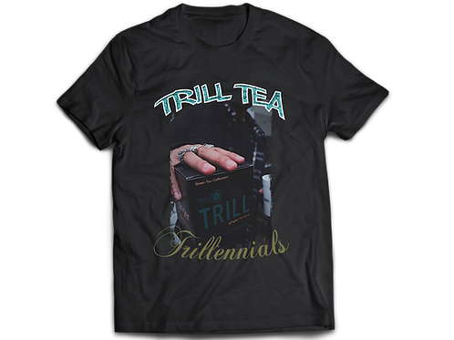 "limited ""trillennials"" vintage tour shirt"