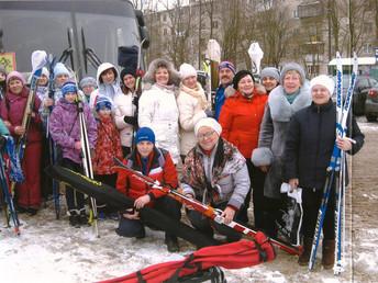 Традиционный зимний День здоровья