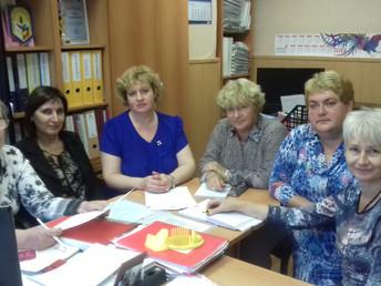 Состоялось заседание президиума районного комитета профсоюза
