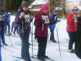 День здоровья на лыжне!