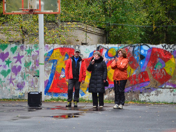 Туристический слет педагогов городского круга Истра