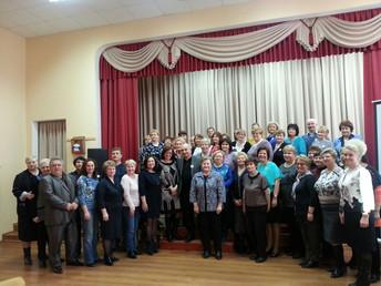 Семинар-совещание председателей местных организаций и молодёжных советов Профсоюза.