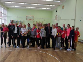 Профсоюзная спартакиада объединяет педагогов-спортсменов