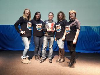 Молодежный совет Истринского профсоюза образования – победитель интеллектуальной игры.