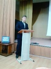 Правовой семинар для молодых педагогов Истринского района