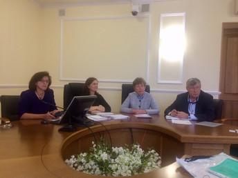 Совещание руководителей образовательных организаций городского округа Истра