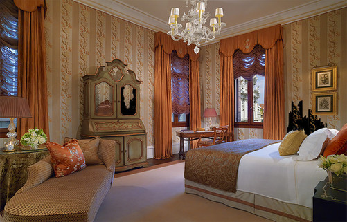 GRITTI PALACE / FIVE STARS HOTEL