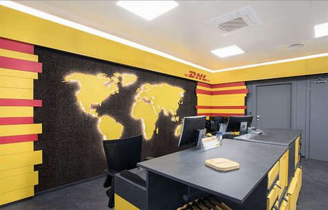 DHL / SERVICE POINT STORE